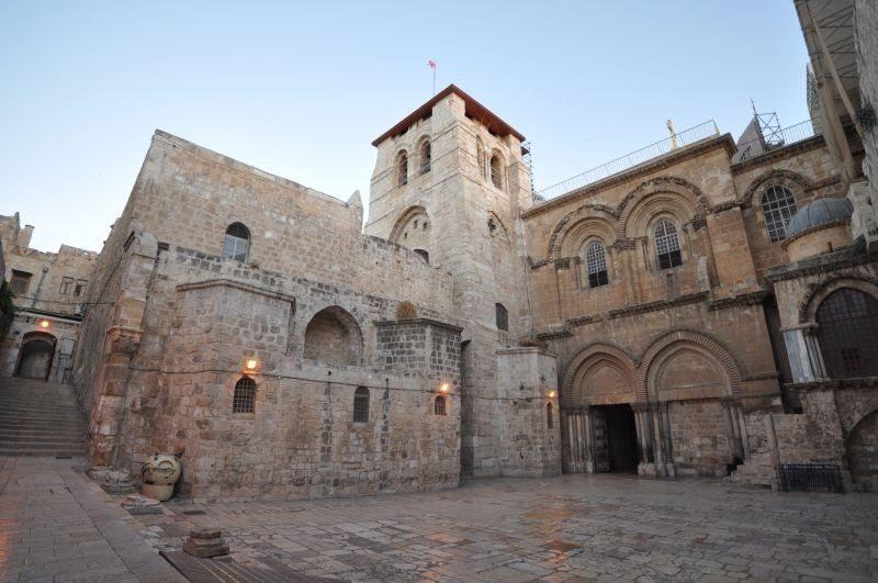 Kisha e Varrit të Shenjtë, gjithashtu quhet Bazilika e Varrit të Shenjtë, që gjendet në lagjen e krishterë në qytetin e vjetër të Jerusalemit.