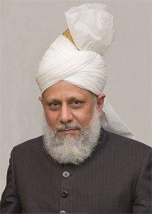 Hazret Mirza Masrur Ahmedi Kalifi i Xhematit Musliman Ahmedia