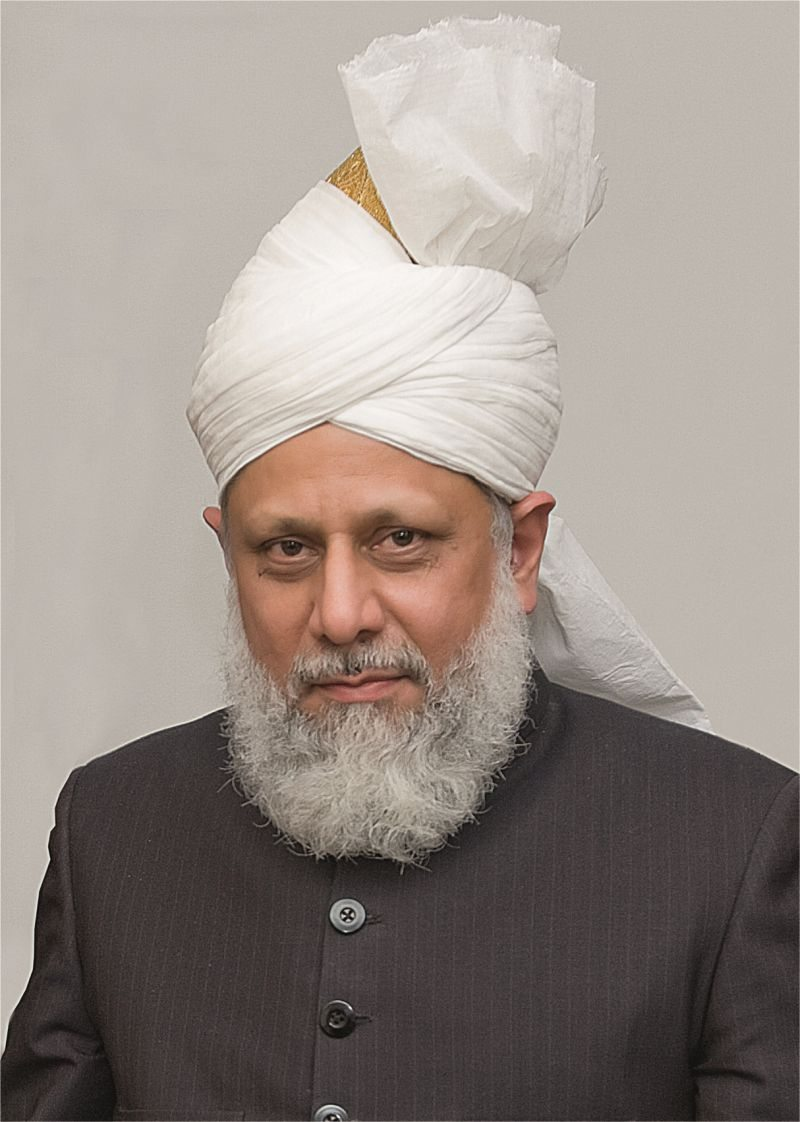 Hazret Mirza Masrur Ahmed (aba)