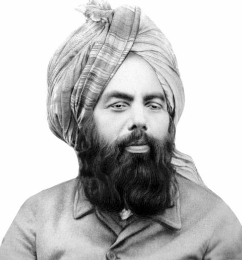 Hazret Mirza Ghulam Ahmed (as)