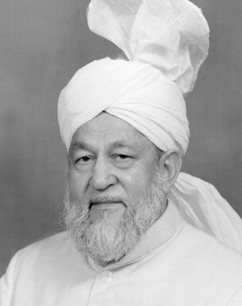 Hazret Mirza Tahir Ahmed