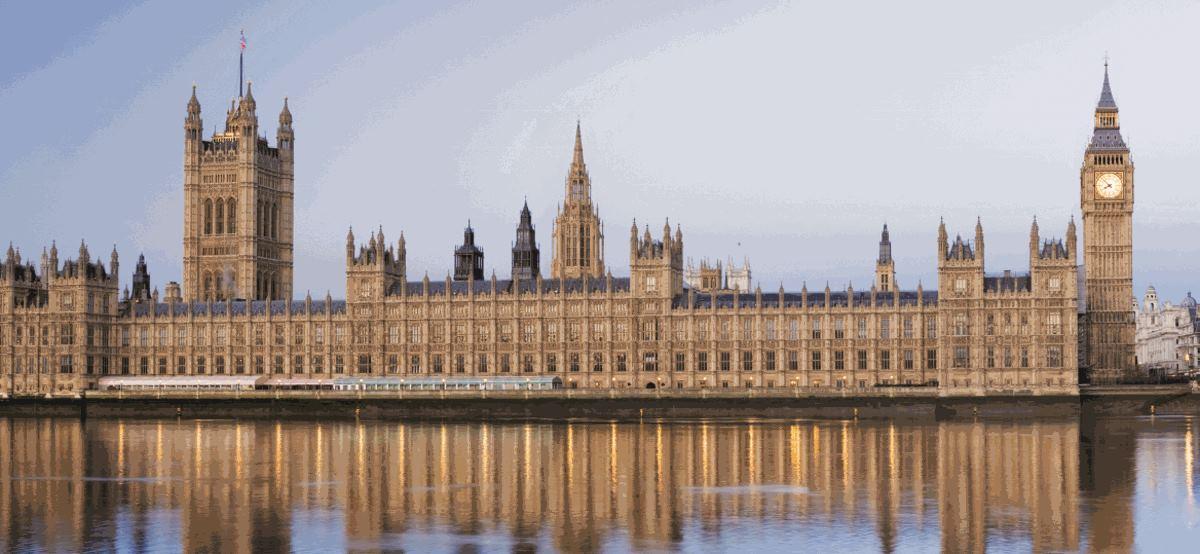 kriza - Parlamenti Britanik, Dhoma e Ulët Londër