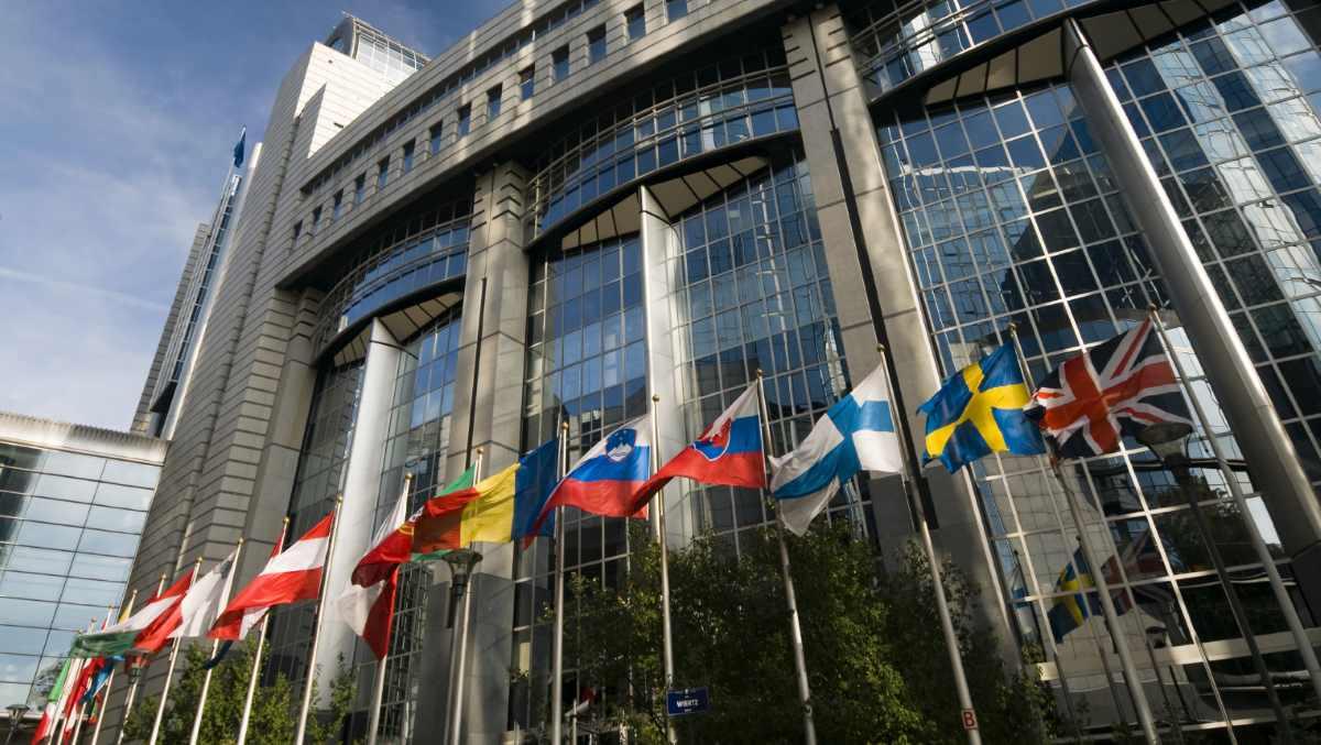 Bashkimi - Parlamenti Europian Bruksel Belgjikë
