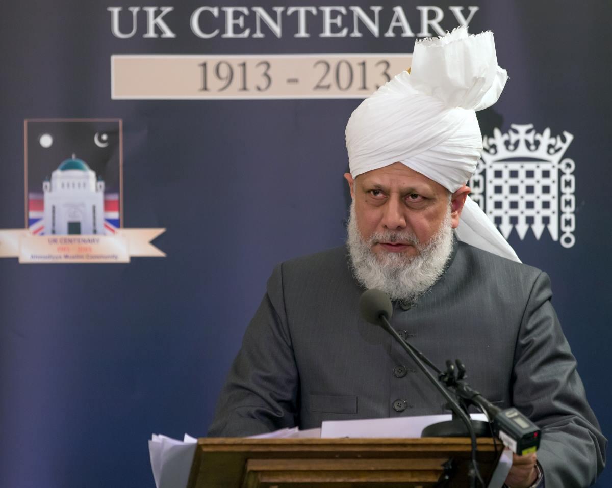 dhembshuria - 100 vjetori Kalifi