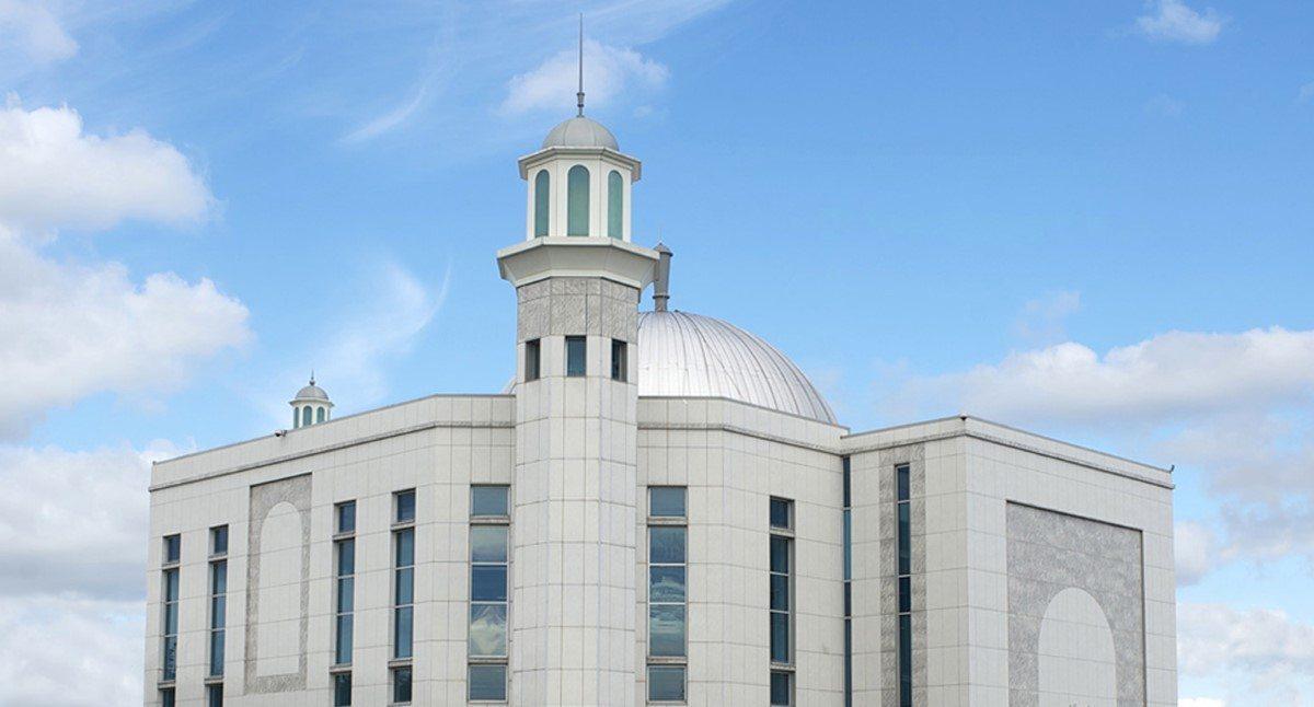 xhamia më e madhe e londrës