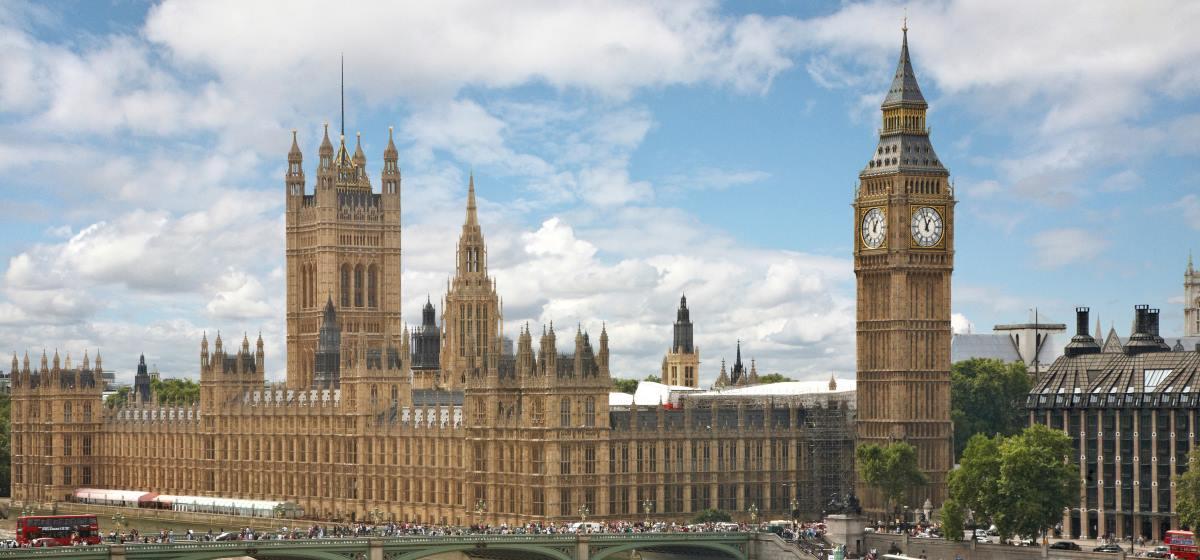 dhembshuria - Dhomat e Parlamentit Londër