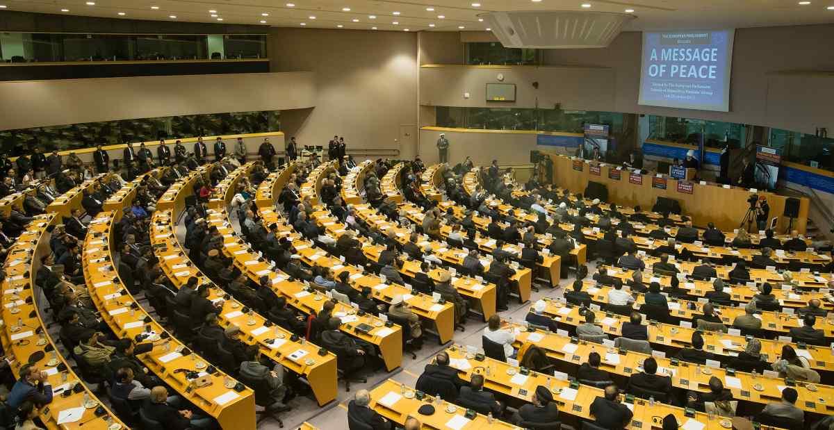 Bashkimi - european parliament