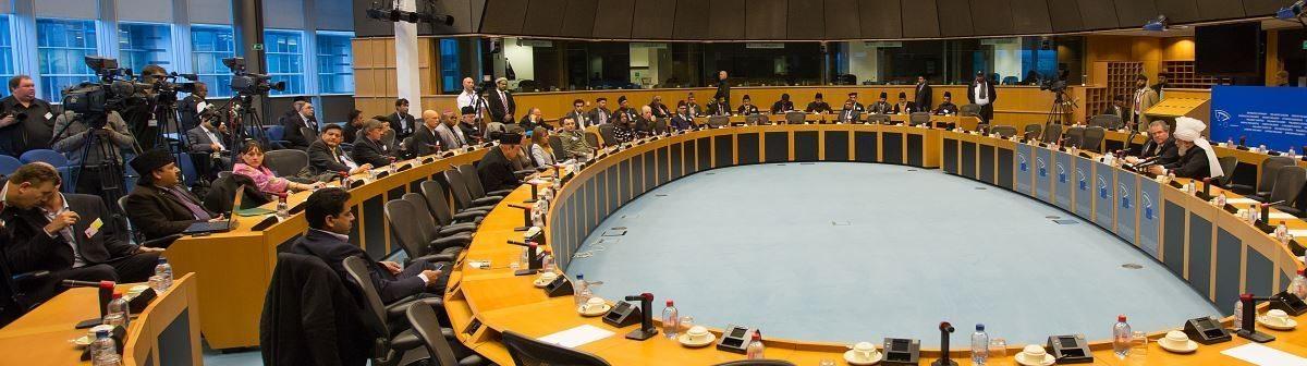 konference per shtyp ne parlamentin Europian