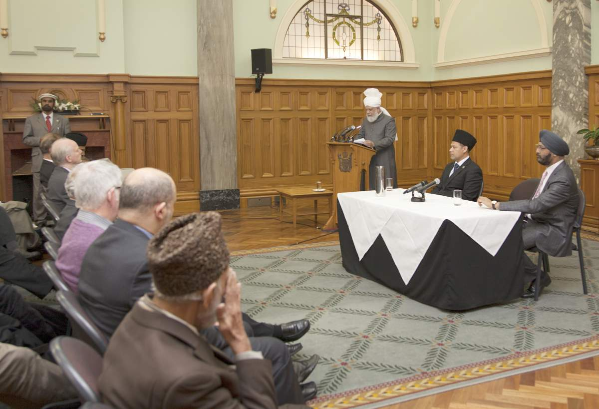 wellington Kalifa i Islamit