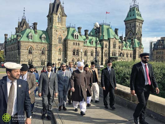 islami ne kanada