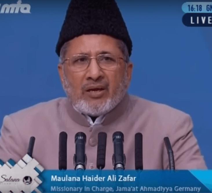 Hajdar Ali Zafar