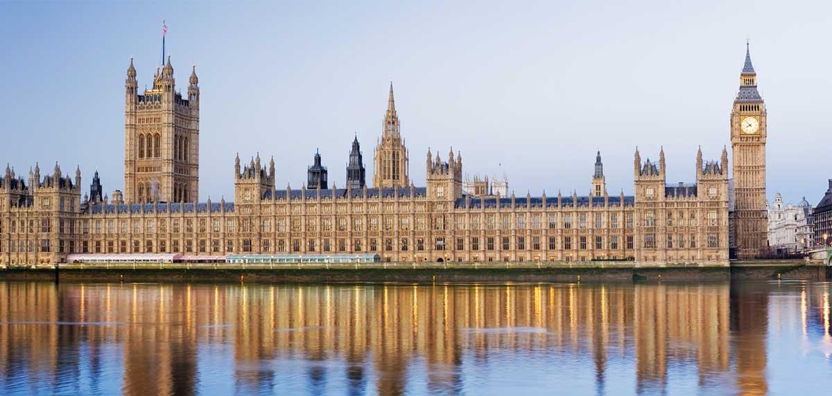 parlamenti britanik londer