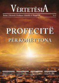 revista vertetesia profecite e kuranit