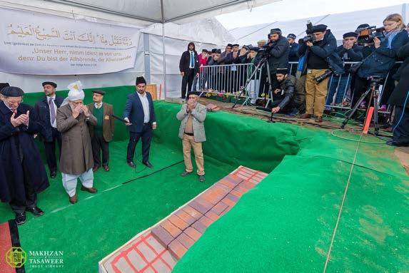 Islami ne Gjermani xhamia e re