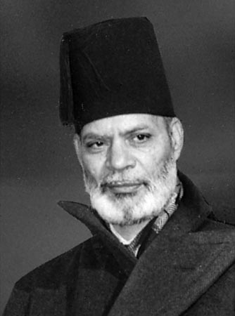 zafrullah khan
