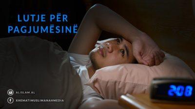 duaja per pagjumesine