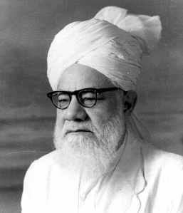 Hazret Mirza Bashir Ahmed