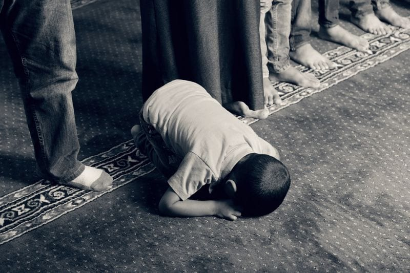 lutje ngritje shpirterore
