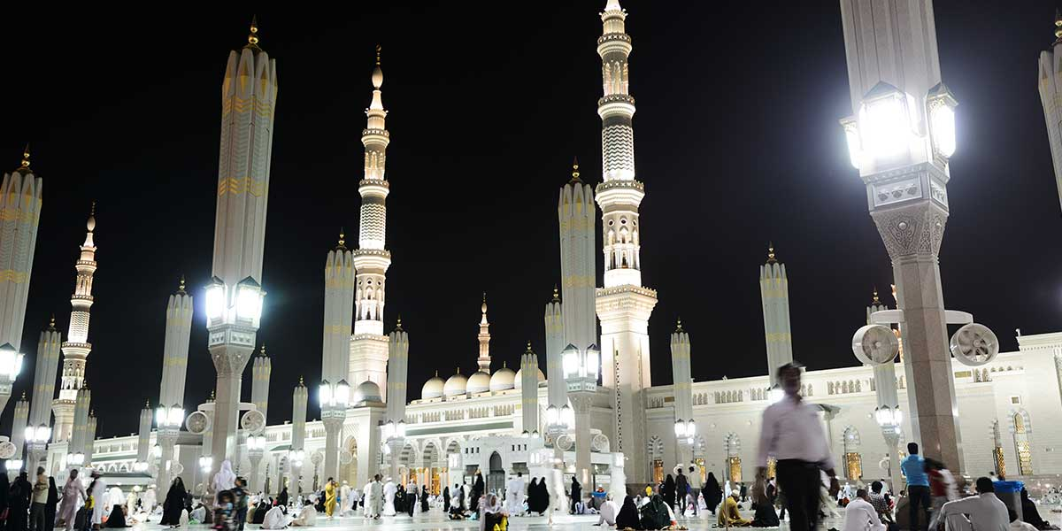 xhamia e profetit medina
