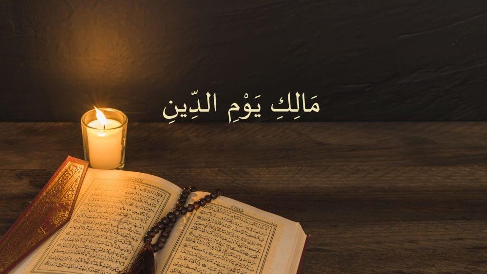 ajet El-Fatiha malik