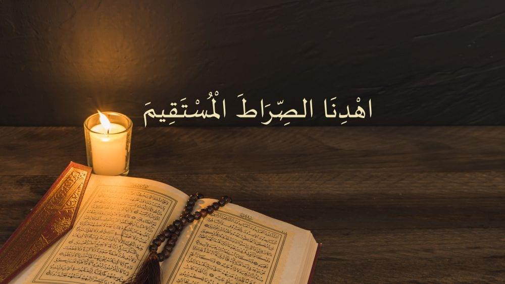 ajet El-Fatiha udhezim komentim