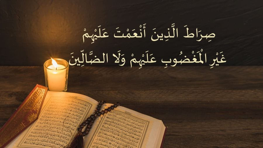 El-Fatiha ajeti komentim sirat