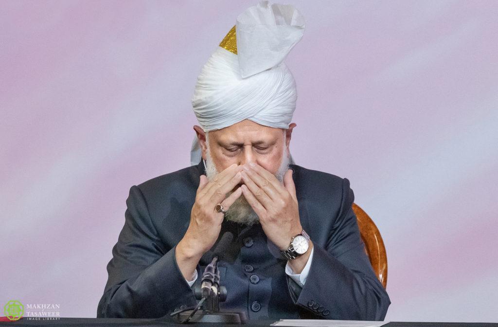 Hazret kalifi i pestë