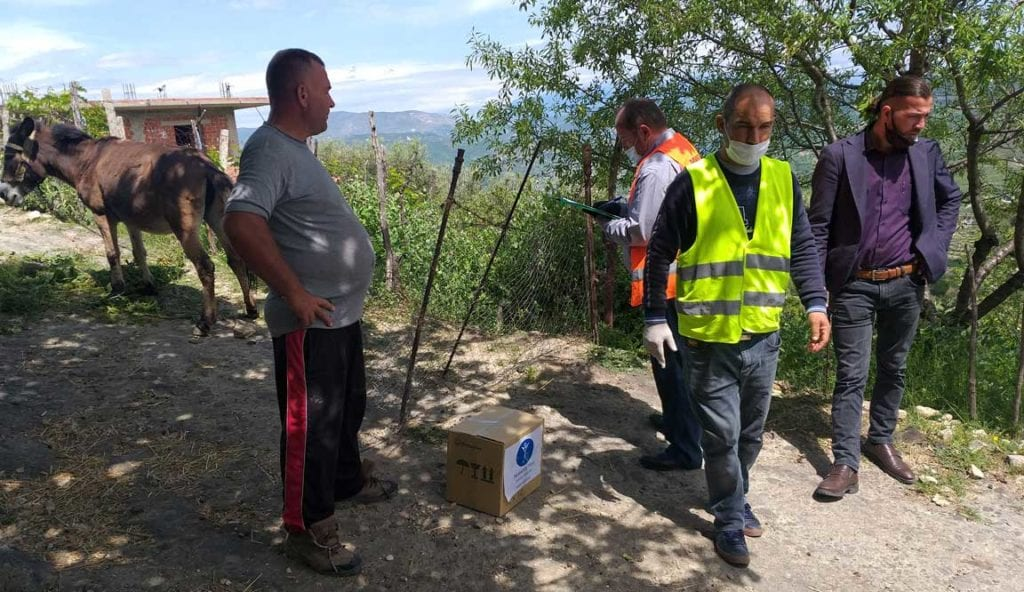 Humanity First Albania Mallakaster
