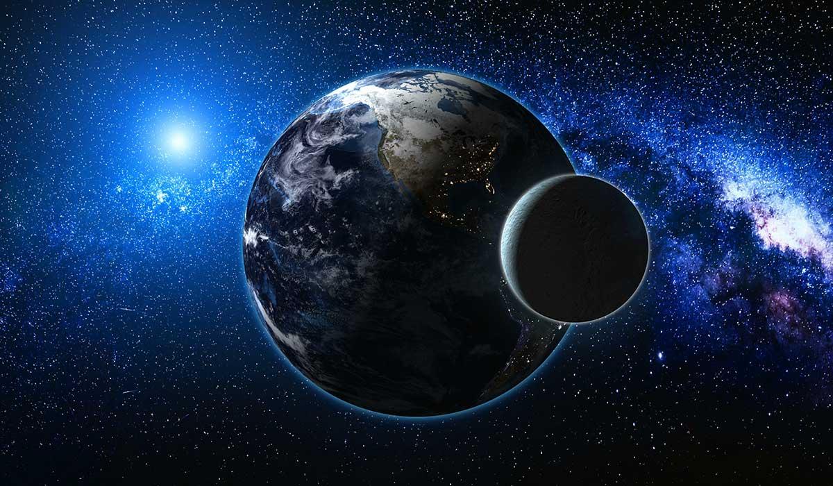 kurani levizja e tokes kozmologjia