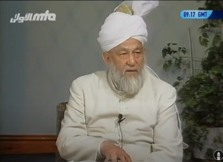 dijetari i islamit kalifi i katert