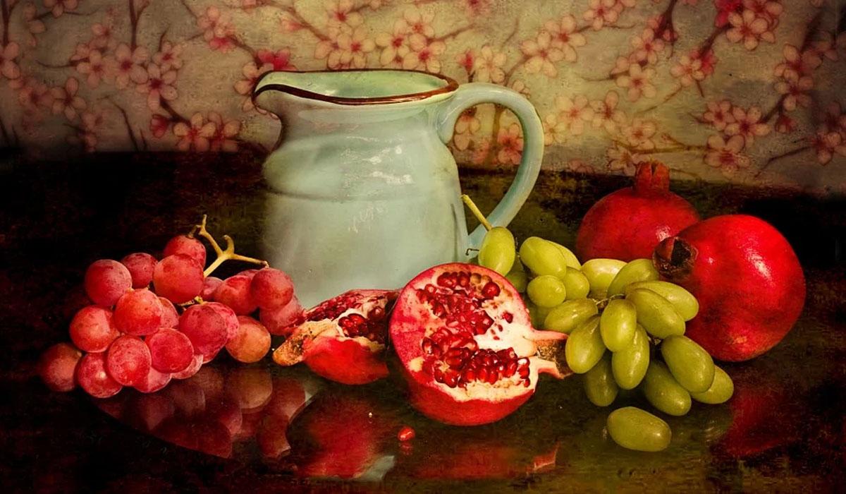 fruta perime