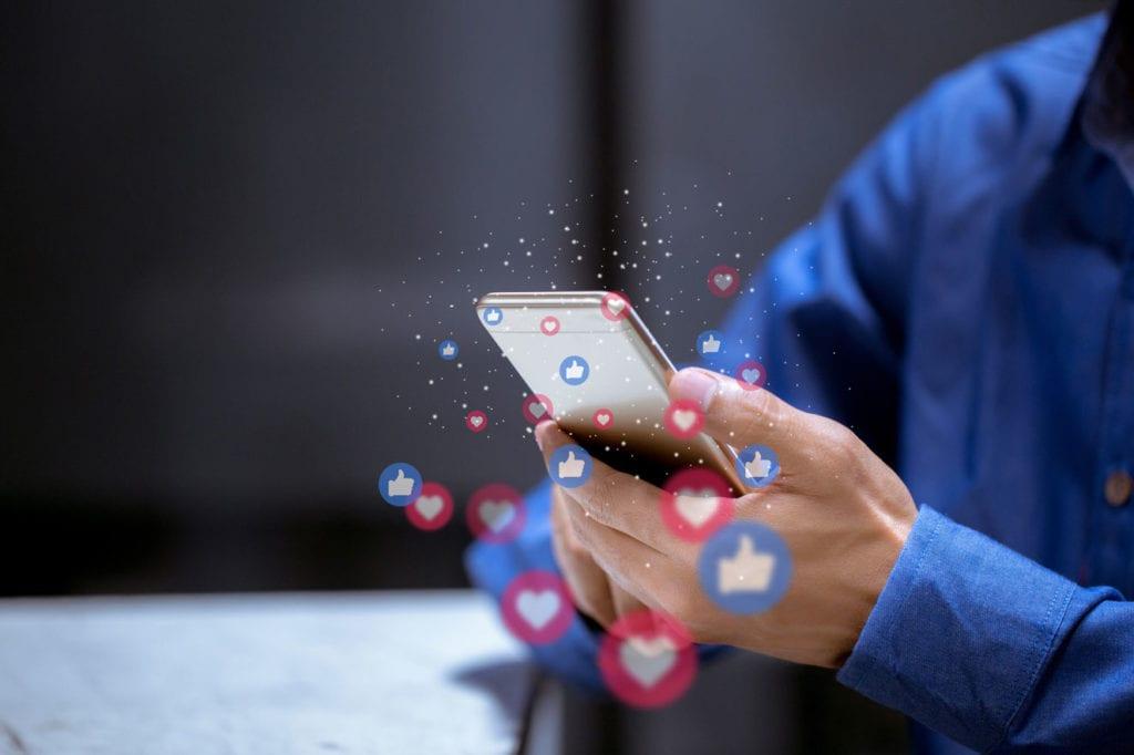 media sociale rrjetet sociale