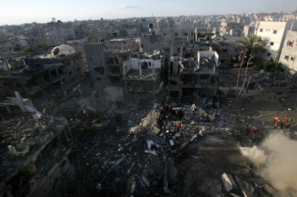 dhuna ne palestine gaza