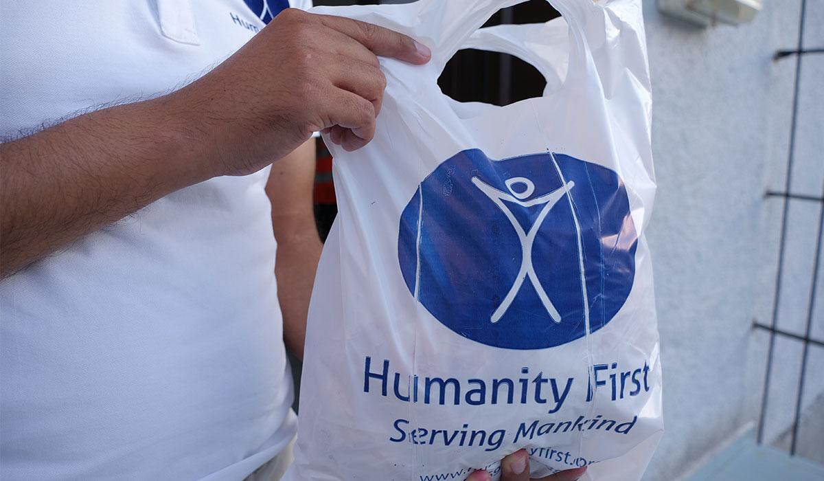 bamiresia humanity first ne elbasan