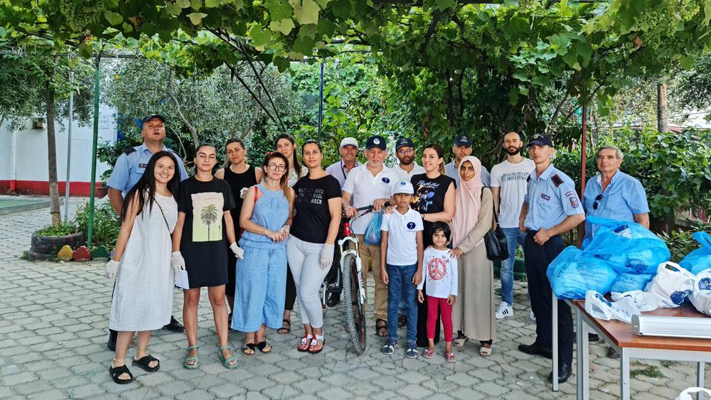 Kurban Bajrami 2021 ne Tirane