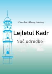 Lejletul Kadr