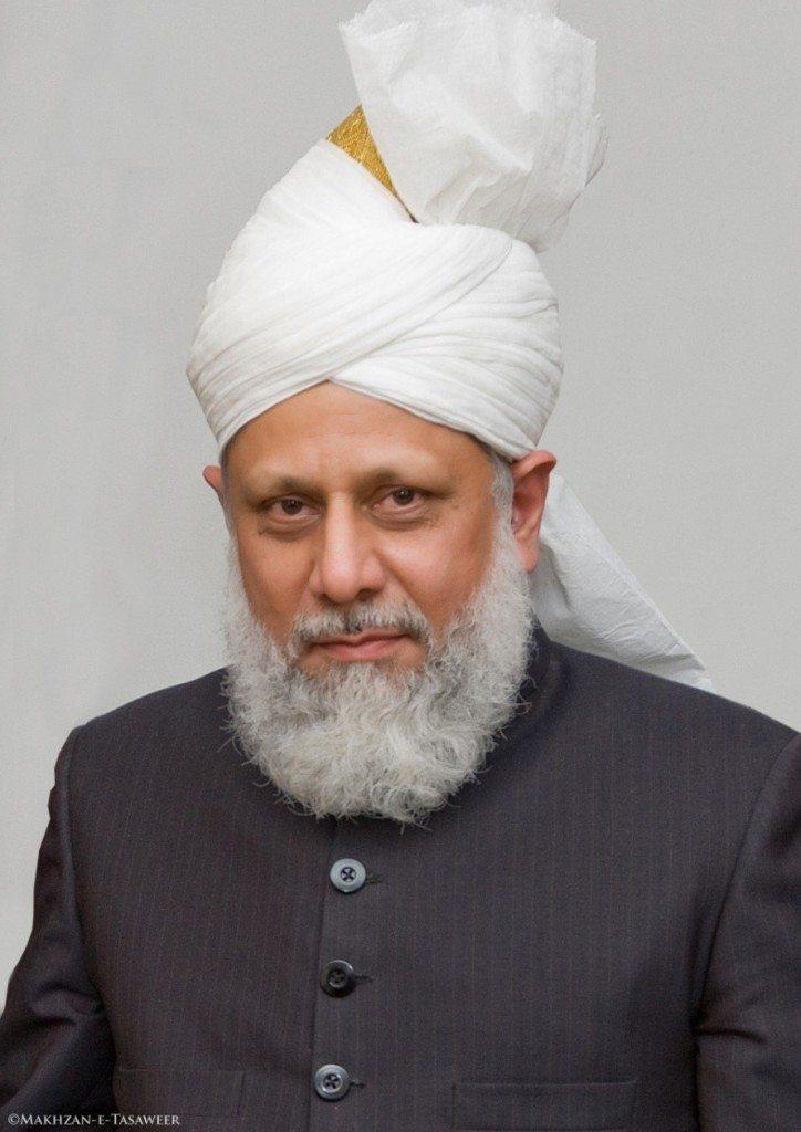 Hazrat Mirza Masrur Ahmad