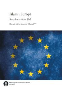 Islam i Europa - sukob civilizacija knjiga letak govo Hazreti Mirza Masroor Ahmad