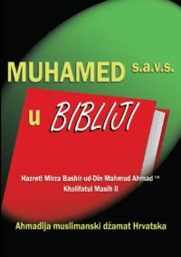 Muhamed u Bibliji, knjiga Muhammed u Bibliji, Časni Poslnik Muhammed, Hazrat Mirza Baširudin Mahmud Ahmad