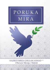 Poruka mira, knjiga Obečanog Mesije Hazreti Mirza Ghulam Ahmada