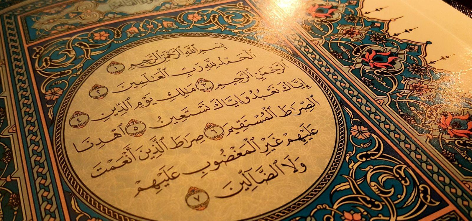 Koran, Quran, Kur'an