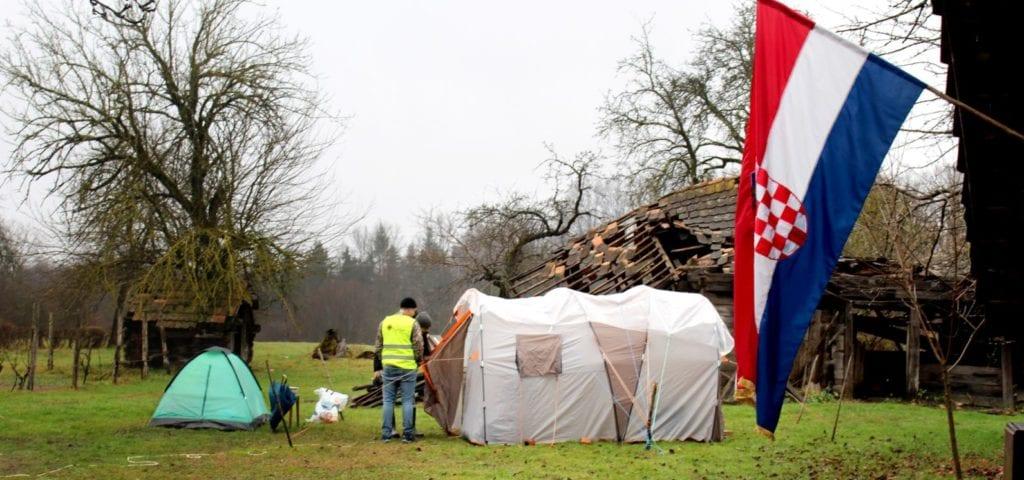 Humanity First Hrvatska nakon potresa u akciji
