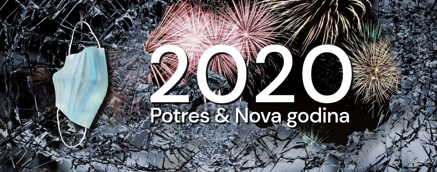 Nova godina - potres - Kovid 19