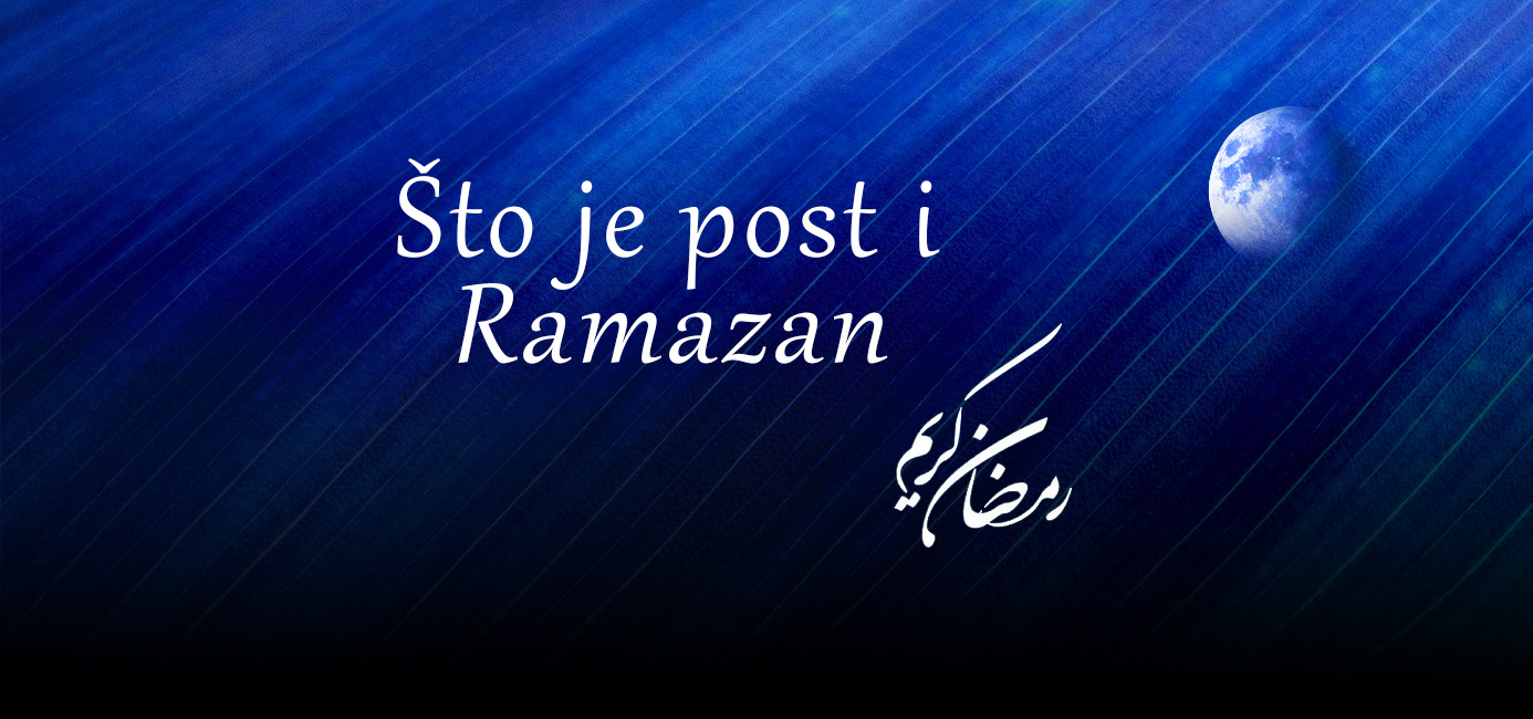 Što je Ramazan i post