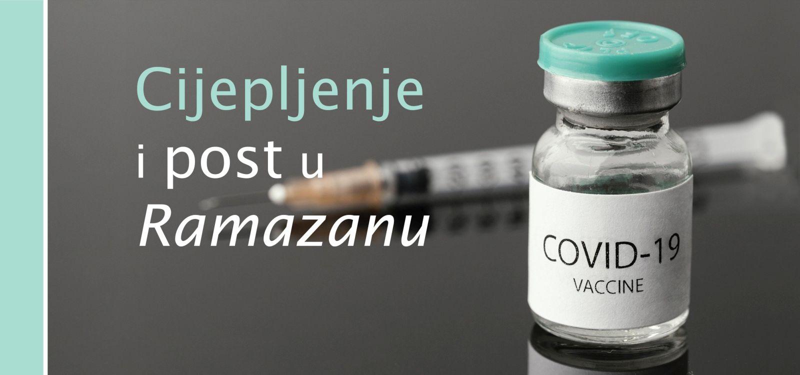 Cijepljenje i post - Covid-19