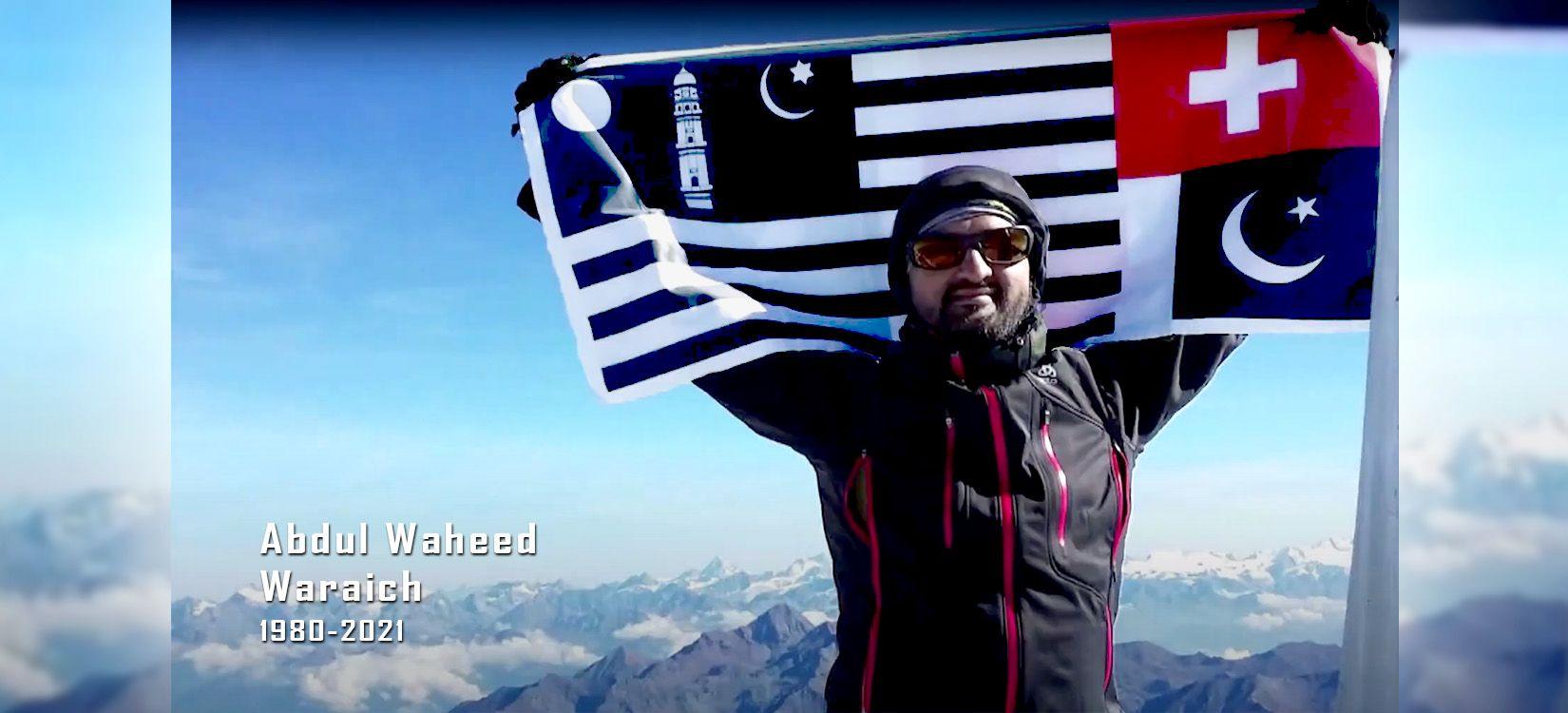Abdul Waheed Waraich