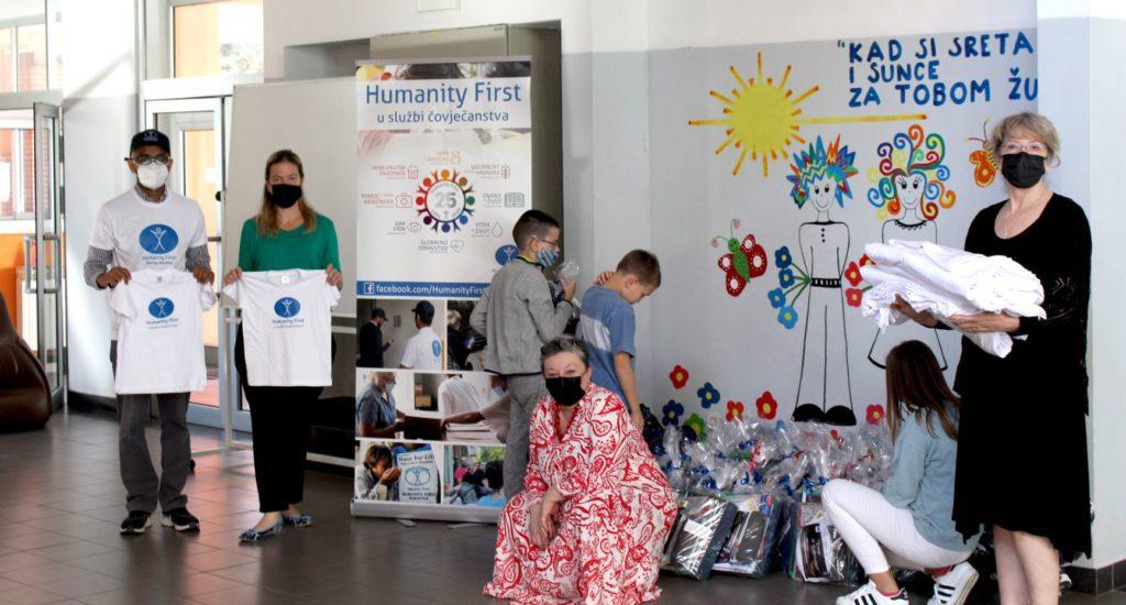 OŠ Soblinec, Humanity First