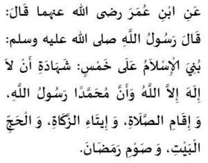 Исламдын негиздери