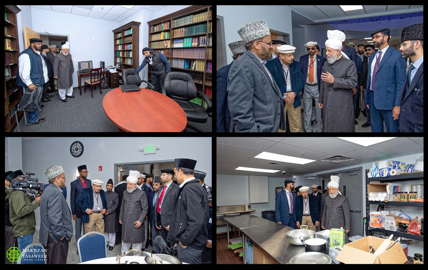 Халифа АКШ мусулман