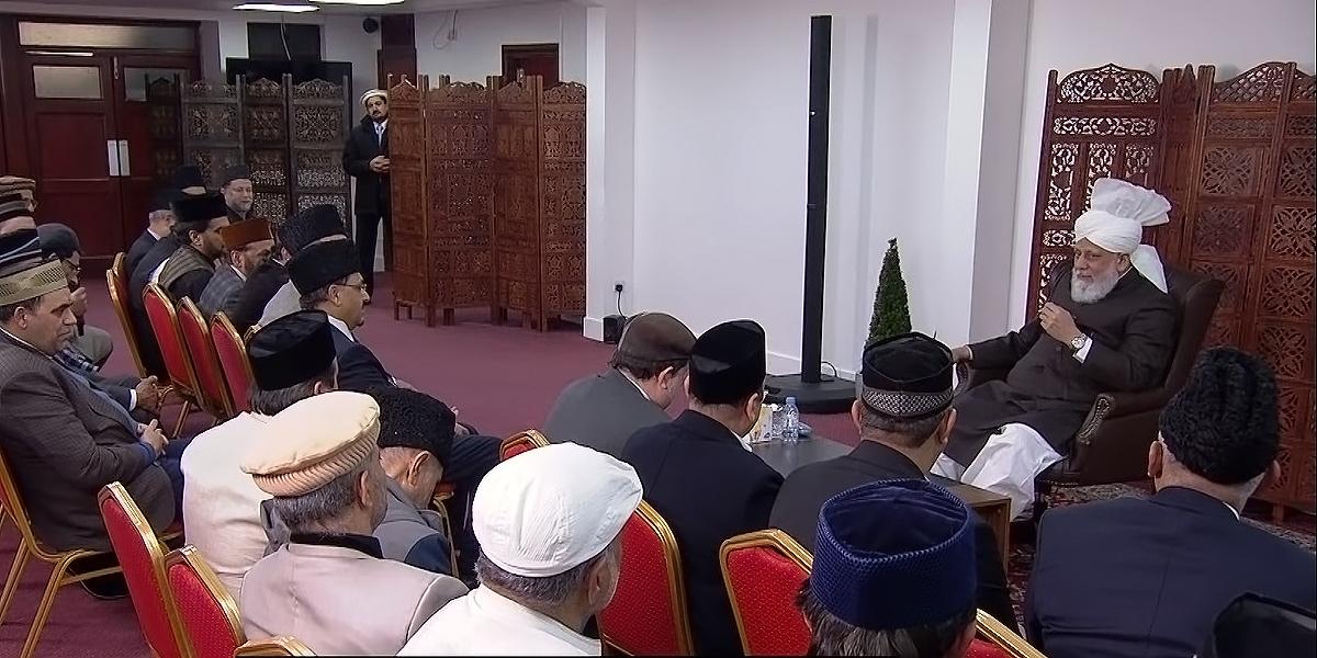 Жолугушуу Ислам Халифат
